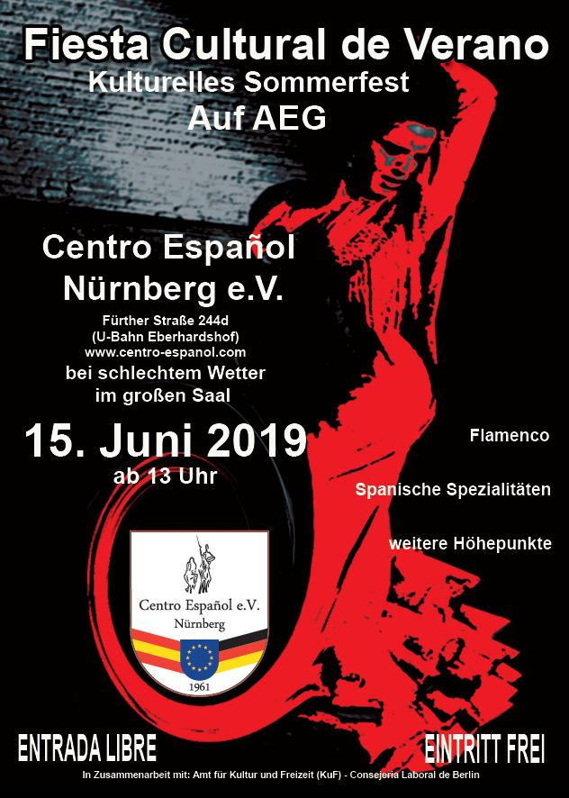 Centro Español Ev Nürnberg Actual Aktuelles